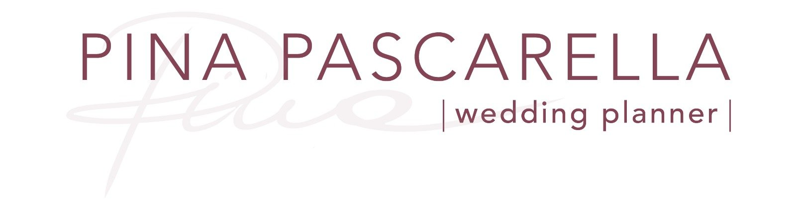 Pina Pascarella | Wedding Planner